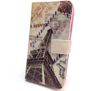 happu-store Best PU Leather Wallet Card Phone Flip Case Cover for Samsung Galaxy S3 I9300