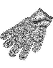 Fltaheroo Snijbestendige Handschoen Vis Filleting Beschermende Veiligheid Handschoenen Mes Slash Proof UK M