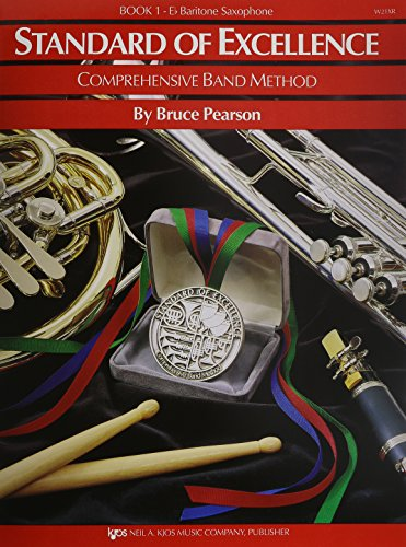 Standard of Excellence, Book 1, Baritone Saxophone (Standard of Excellence Comprehensive Band Method)