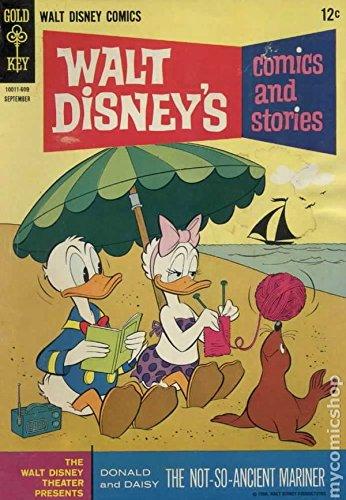 - Walt Walt Disney's Comics and Stories # 312 Very Good 4.0 (1940 Dell/Gold Key/Gladstone)