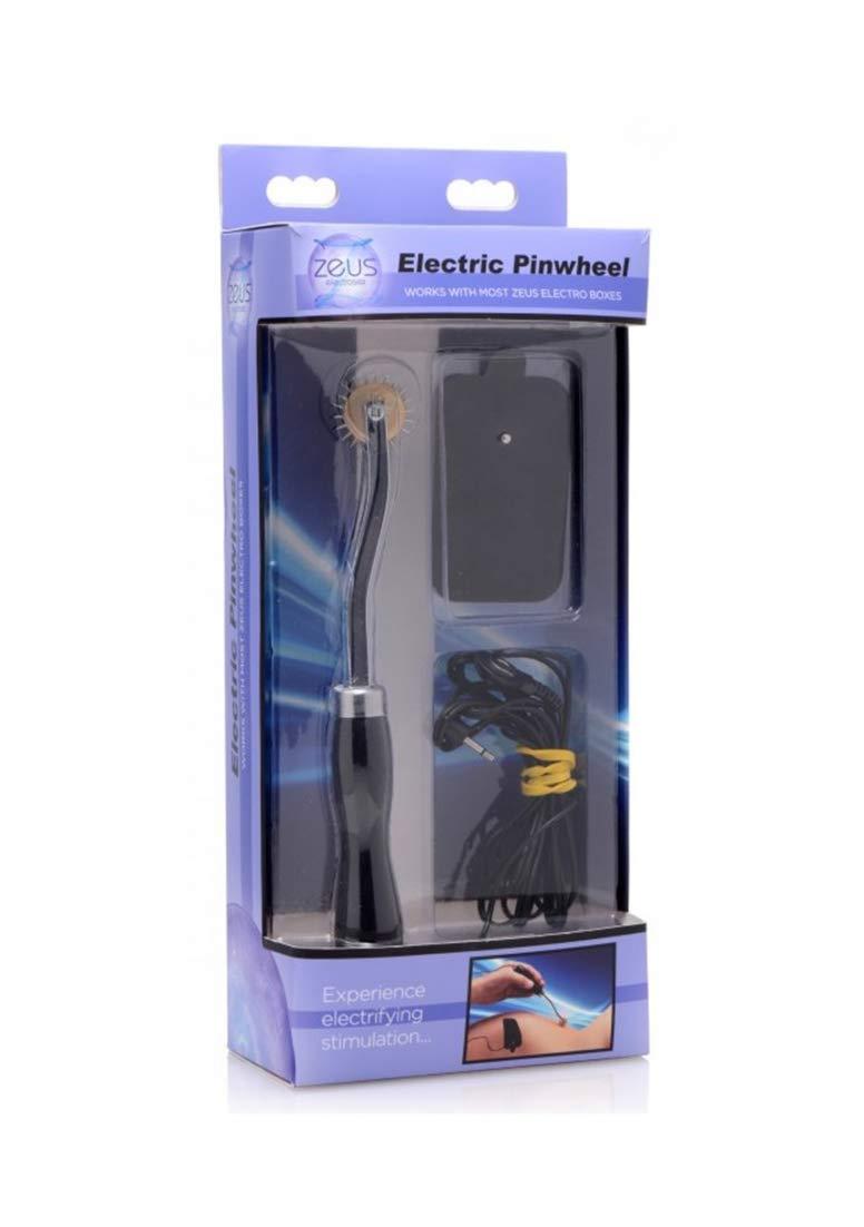ゼウス 電気ピンホイールの外箱