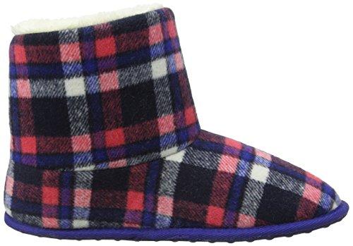 Rocket Dog Snowflake, Zapatillas de Estar por Casa para Mujer Multicolor (Hathaway Navy)