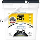 Purina Tidy Cats LightWeight 4-in-1 Strength Clumping Cat Litter