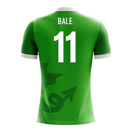 brand new 74372 38247 Amazon.com : 2018-2019 Wales Airo Concept 3rd Football ...
