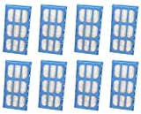 Replacement Water Filter Cartridges for Cat Mate & Dog Mate Fountains, Pack of 8