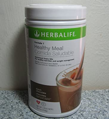 Herbalife Healthy Meal Nutritional Shake Mix - Dutch Chocolate 780g