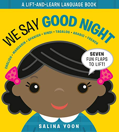 Book Cover: We Say Good Night