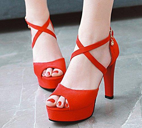 rosso rosso Ballerine Ballerine Ballerine HiTime Donna Donna Donna HiTime HiTime w4xXdw0zqP