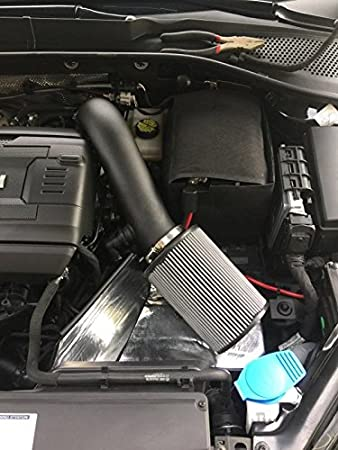 Heat Shield for 15-16 Audi A3 1.8 2.0 TSI Turbo AFD Air Intake Filter *Red Pipe