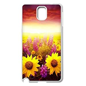 Sunflower ZLB587409 Personalized Phone Case for Samsung Galaxy Note 3 N9000, Samsung Galaxy Note 3 N9000 Case