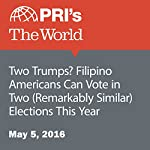 Two Trumps? Filipino Americans Can Vote in Two (Remarkably Similar) Elections This Year | Marnette Federis