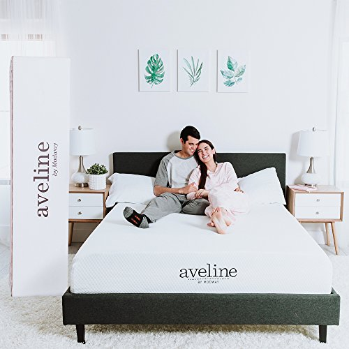 "Modway Aveline 8"" Gel Infused Memory Foam Full Mattress With CertiPUR-US Certified Foam - 10-Year Warranty - Available In Multiple Sizes"