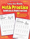 Solve-the-Riddle Math Practice - Addition and Subtraction, Liane B. Onish, 0545163250