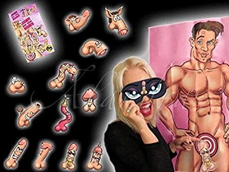 Junk On The Hunk Hen Night Party Game Ideal Novelty Fun