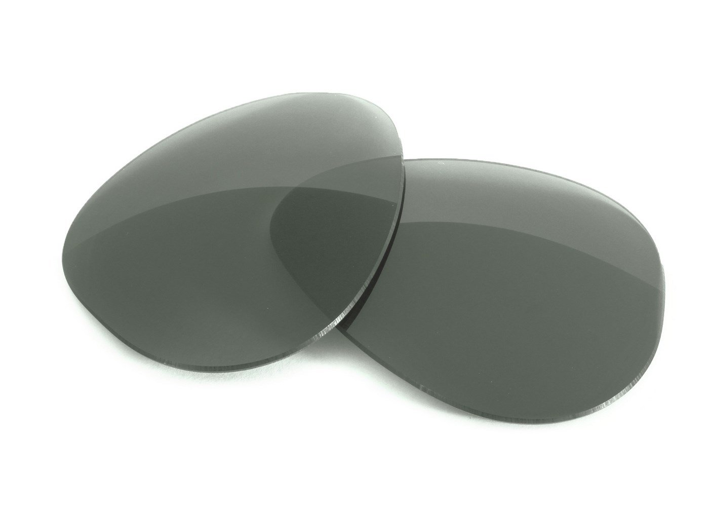 Fuse Lenses for Ray-Ban RB3025 Aviator Large (58mm) - G15 Polarized by Fuse Lenses