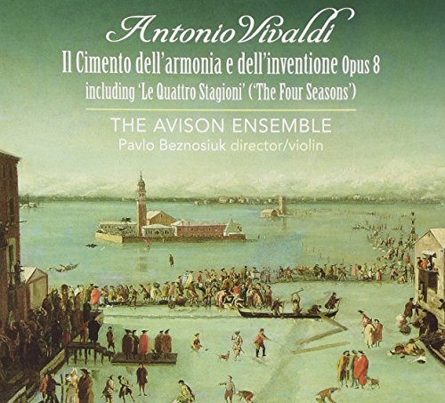 Vivaldi: Il Cimento del'armonia e dell'inventione, Op. 8 (Including 'The Four Seasons')