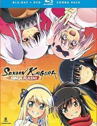 Senran Kagura: Ninja Flash Edizione: Stati Uniti USA Blu-ray ...