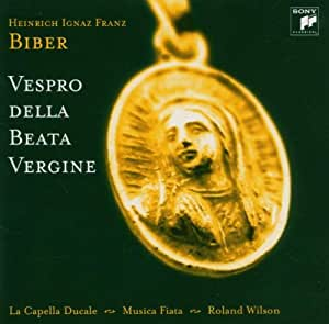 Biber: Vespro Della Beata Vergine