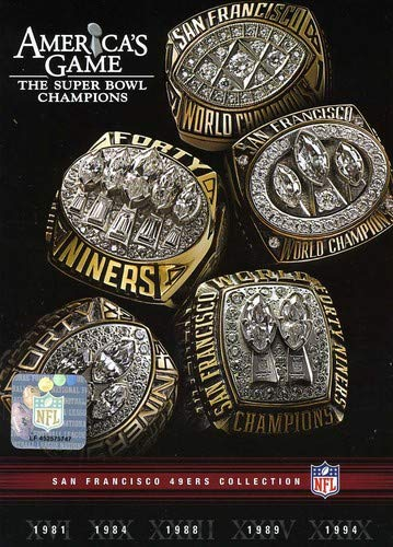 Nfl Experience Super Bowl (NFL America's Game - The Super Bowl Champions - San Francisco 49ers Collection)