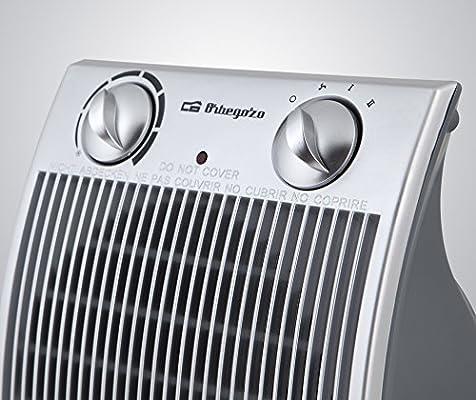 Orbegozo FH 6030 – Calefactor eléctrico con 2200 W de
