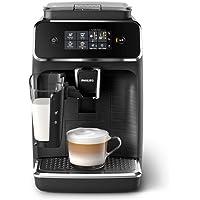 Philips Espressomachine Series 2200 - 3 Koffiespecialiteiten - Eenvoudig LatteGo melksysteem - Touchdisplay - 12…