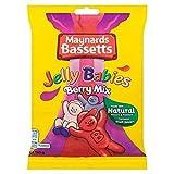 Maynards Bassetts Jelly Babies Berry Mix 165g