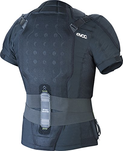 Evoc Black Logo MTB Protection Jacket