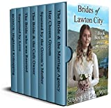 #10: 7 Book Box Set: Brides of Lawton City: Mail Order Bride INCLUDES Bonus BOOK