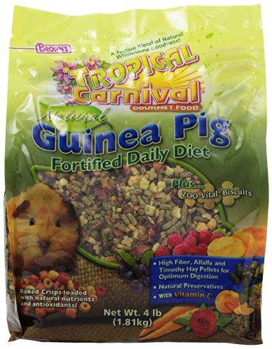Tropical Carnival Guinea Pig Food - 2
