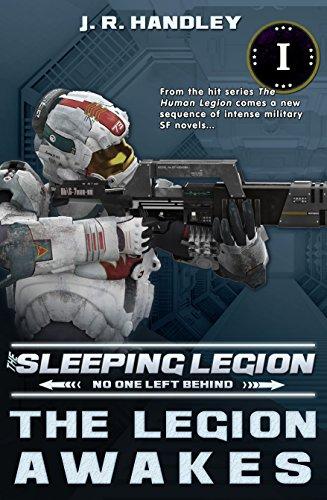 The Legion Awakes (The Sleeping Legion Book 1) (English Edition)