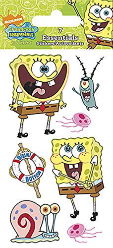 Sandylion Spongebob Essentials Sticker, -