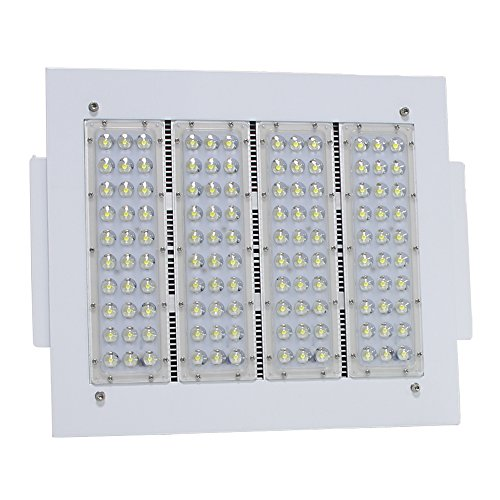 (Pack of 4) 150W LED Canopy Light Gas Station Lamp 6000K Daylight White Gym Warehouse Shop Lighting IP65 Waterproof AC100-277V by Caree-LED