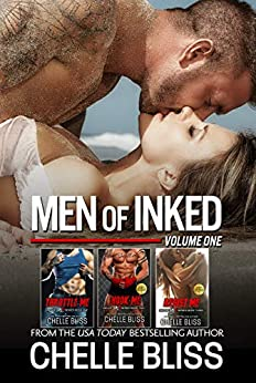 Free – Men of Inked Books 1-3