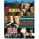 Bruce Willis Triple Feature (The Last Boy Scout / Last Man Standing / 16 Blocks) [Blu-ray]