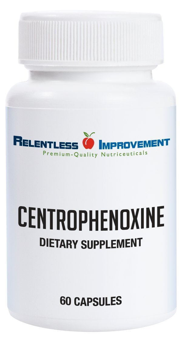 Relentless Improvement Centrophenoxine