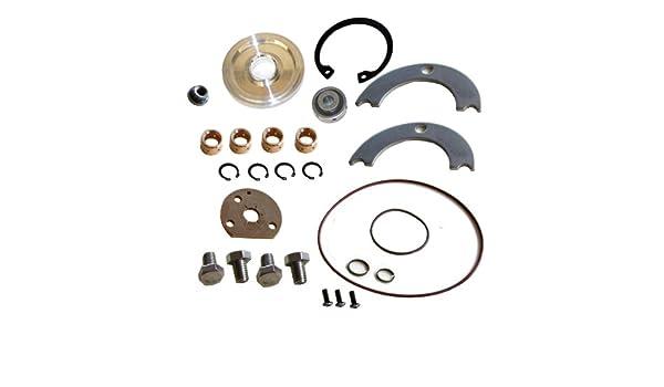 Amazon.com: Turbo Rebuild Kit Repair Kit for Mercedes 190D 240D 250D Diesel OM602A Dynamic Seal: Automotive