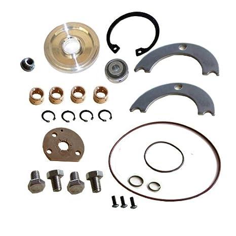 Turbo Kit de reconstrucción Kit de reparación para Nissan Patrol RD28 89 ~ 96 Garrett T25 Turbocompresor: Amazon.es: Coche y moto