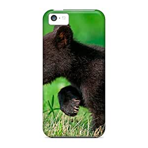 Diycase AMzon Premium protective case cover For Iphone 4s- Nice Design ChvbJwdBzDE - Small Bear Walking