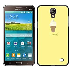 Dragon Case - FOR Samsung Galaxy Mega 2 - It's not death - Caja protectora de pl??stico duro de la cubierta Dise?¡Ào Slim Fit