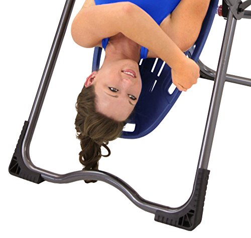 Teeter EP 560 Ltd. FDA Cleared Inversion Table for back pain relief, 3rd Party Safety Certified, Precision Engineering