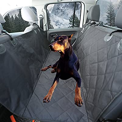 PetChoice Dog Seat Cover - Ideal Pet Car Seat Cover for Protecting your Car Seat and Keeping your Dog or Cat Comfortable - Easy to Install - Quilted Non-Slip Design - Machine Washable
