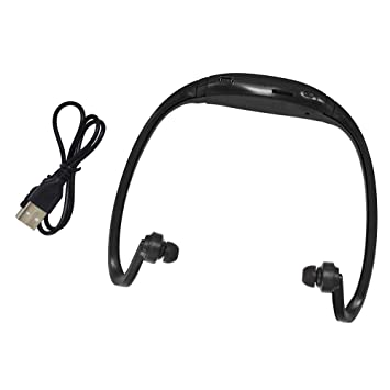 T.Face S9 Sport Bluetooth Earphone Plus SD Card Slot Auriculares Headphones Neckband Headset for