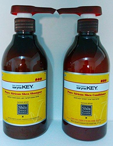 - Saryna Key Damage Repair Shampoo & Conditioner 16.9 oz Each Special Edition