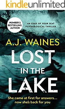 Lost in the Lake: an edge of your seat psychological thriller (Samantha Willerby Mystery Series Book 2)