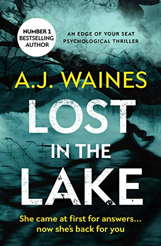 Lost in the Lake: an edge of your seat psychological thriller (Samantha Willerby Mystery Series Book 2) ()