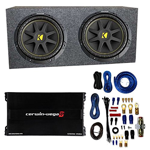 q power subwoofer box package - 3