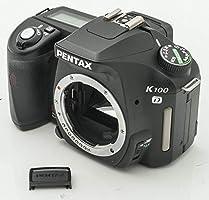 Pentax K100D - Cámara Réflex Digital 6 MP (Cuerpo): Amazon.es ...
