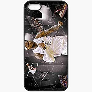 Personalized iPhone 5 5S Cell phone Case/Cover Skin 14755 heat 2 sm Black