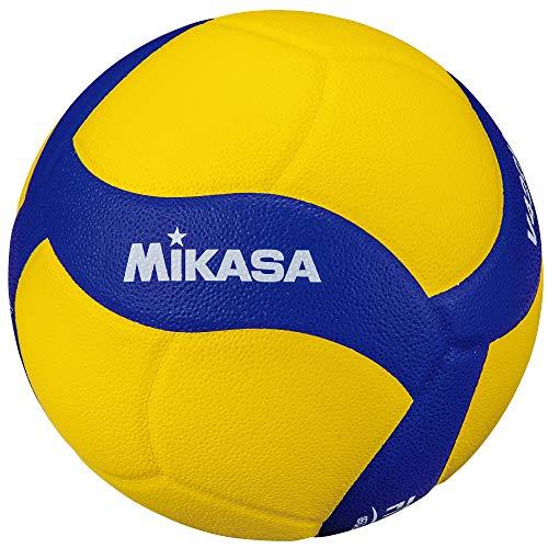 (미카사) MIKASA 배구공 4 호 경량 연습 구 노랑 / 파랑