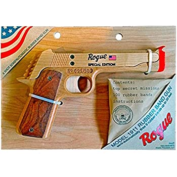 Amazon Rogue Special Edition Model Mp5 Rubber Band Gun Toys